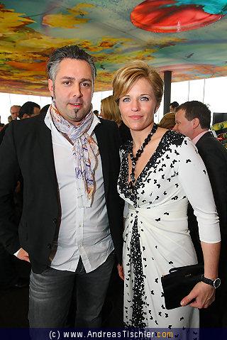 Roland Trettl Frau